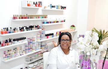 Bild Nagelstudio - Alexia Höfinger Beauty Lounge & Spa